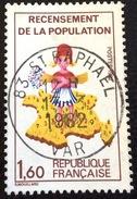 N°2202  DE  FRANCE OBLITERE   LE TIMBRES VENDU ET CELUI DU SCAN Lot 5886 - Used Stamps