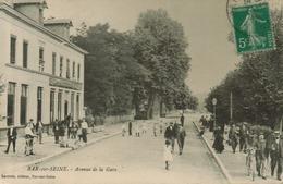 Bar Sur Seine - Avenue De La Gare - Bar-sur-Seine