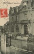 Bar Sur Seine - Le Caisse D' Epargne Pendant L' Inondation  Du 21 Janvier 1910 ( Rare) - Bar-sur-Seine