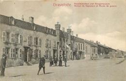 GRAVELOTTE MAISON DE NAPOLEON ET MUSEE DE GUERRE - France