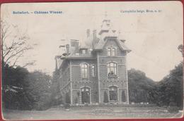 Watermaal Bosvoorde Watermael Boitsfort Château Des Fougères (demoli) Construit Par Le Bourgmestre Léopold Wiener CPA - Watermaal-Bosvoorde - Watermael-Boitsfort