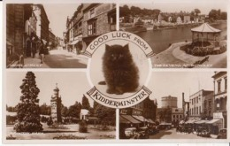 Angleterre - Good Luck From Kidderminster - Achat Immédiat - Worcestershire