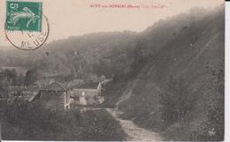 MEUSE - RUPT Aux NONAINS - Un Sentier  (inscription En Rouge à La Plume - Timbre à Date De 1910 - Pas Courant ) - Other Municipalities