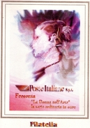ITALIA  Storia Postale  Folder  La Donna Nell'arte   Del  28 - 1  -  1999 - 6. 1946-.. Repubblica