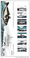 TAAF 2015 Carnet Flotille De Peche - Booklets