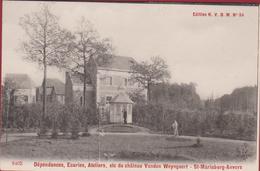 St Sint Mariaburg Brasschaat Ekeren Dependances Ecuries Ateliers Du Chateau (Antoon Van Den) Vanden Weyngaert Antverpia - Brasschaat