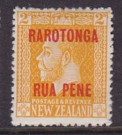 Cook Islands 1919 SG 58 Mint Never Hinged - Cook