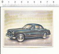 Chromo Cigarettes Virginia / Ford Comète 1952 Auto Ancienne Voiture Automobile / IM 01-car-6 - Sigarette