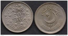 PAKISTAN 1996 - 50 Paisa Coin KM# 54 - Pakistan