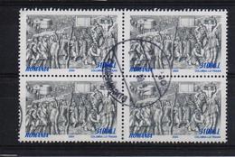 Romania 2004, 4-block Minr 5883, Vfu. Cv 8,80 Euro
