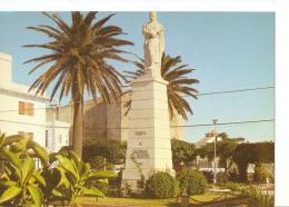 Postal 049835 : Tarifa. Monumento A Fuzman El Bueno - Postales