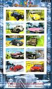 France.bloc N30 De 2000.collection Jeunesse.voitures Anciennes.n**. - Ongebruikt