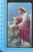 237/37  SANTINO IMMAGINE DEL 1999 AUGURI DU BUONA PASQUA NELLA GIOIA DI CRISTO RISORTO DI CIVITAVECCHIA - Devotion Images