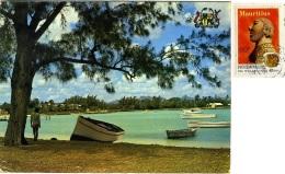 MAURITIUS  MAURICE  Grand Baie  Nice Stamp - Mauritius
