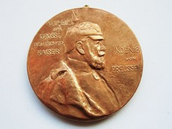 PREUSSEN Centenarmedaille 1897 Wilhelm I (1861-1888) - Deutsches Reich