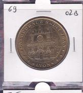 Monnaie De Paris : Cathédrale Saint Jean Vue D'ensemble - 2002 - Monnaie De Paris
