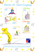 France.bloc No 20.saint Exupery.1998.n**. - Blocs & Feuillets