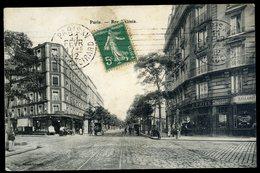 Cpa Du 75  Paris 14 ème   Rue D' Alesia     GX53 - Arrondissement: 14