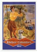 CPM - CENTENAIRE Editions -  RECLAME - 46 - KLEBER-COLOMBES - D'après Géo Ham - Hunting