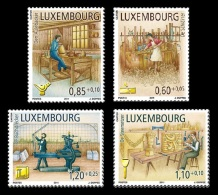 Luxembourg 2011 Mih. 1919/22 Trades Of Yesteryears MNH **