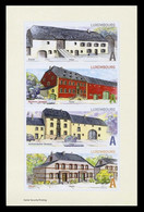 Luxembourg 2011 Mih. 1926/29 Architecture MNH **