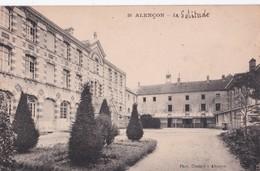 Carte 1930 ALENçON / LA SOLITUDE ( Maison De Retraite ,hospice ? Bonnes Soeurs Couvent ?) - Alencon