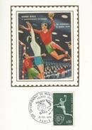 Handball.  Championat Du Monde 1970.   France..  # 05455 - Handball