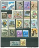 ITALIA REPUBBLICA - 1966 - Annata Completa Usata - 22 Valori - Complete Year - Usati - Used - Prima Scelta - Annate Complete