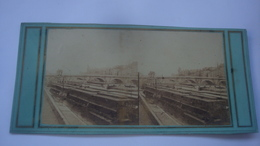 PARIS LE PONT NEUF - Cartoline Stereoscopiche