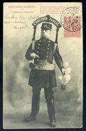 Cpa Fantaisie Nos Bons Agents -- Agent Crachoir ...  Police    GX53 - Police - Gendarmerie