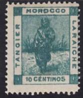 MAROC - POSTES LOCALES - TANGER A LARACHE, YVERT Nº 129 - MNH ** - Morocco (1956-...)