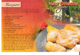 Beignets  A New Orleans Specialty - Recipes (cooking)