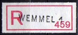 Vignette Recommandé Wemmel 1 - Documents De La Poste