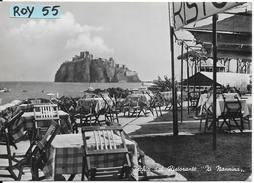 Campania-napoli-ischia Veduta Dal Ristorante Zi Nannina Veduta Tavoli Ristorante Bella Anni/50 - Italia