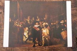 RIJKSMUSEUM, AMSTERDAM, REMBRANDT, LA RONDE DE NUIT - Peintures & Tableaux