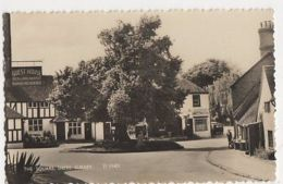 The Square, Shere RP Postcard, B331 - Surrey
