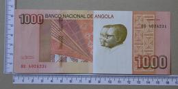 ANGOLA 1000 KWANZAS 2012       - (Nº17424) - Angola