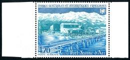 TAAF 1984 - Yv. PA 80 ** TB Bdf  Faciale= 0,72 EUR - Port Jeanne D'Arc ..Réf.TAF20499 - Poste Aérienne