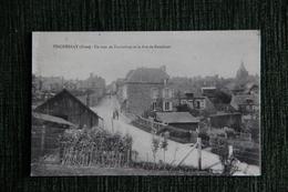 TINCHEBRAY - Un Coin De TINCHEBRAY Et La Rue De DOMFRONT - France