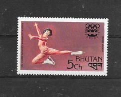 BHUTAN 1976  Y&T  Nr° 483(**) - Bhoutan