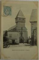Vienne Saint Paul D'Eyjeaux L'église - France