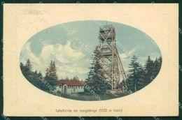 Czech Republic Jizerske Hory Isergebirge CORNER CREASED AK Ansichtskarten XC8948 - Cartes Postales