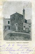 ITALIE - Castiglion Fiorentino - Piazza Di S. Francesco. - Italia