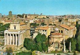 ROMA - Foro Romano - Tempio Di Antonino E Faustina E Tempio Del Divo Romolo - Other Monuments & Buildings