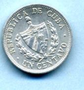 1972 1 CENTAVO - Cuba