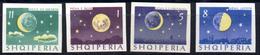 Serie Nº 694/7 S/d  Albania - Astrología
