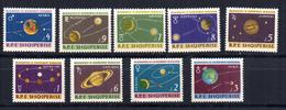 Serie Nº 729/37   Albania - Astrología