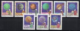 Serie Nº 518/26 Somaliland - Astrología
