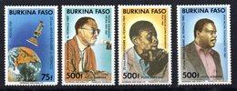 Serie Nº 801+ A-325/7 Burkina Faso - Burkina Faso (1984-...)