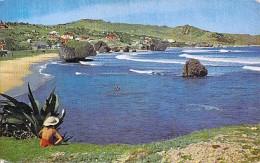 ANTIGUA Et BARBUDA - BATHSHEBA East Coast - CPA -  CARAÏBES Caribbean Caribe - Antigua & Barbuda